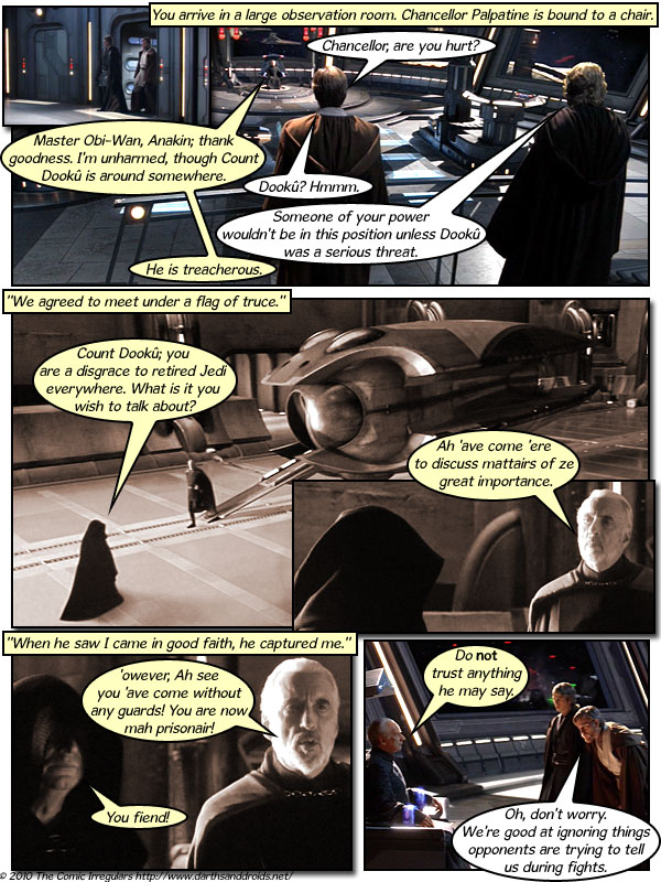 Episode 441: Dookû's Truce Abuse Ruse
