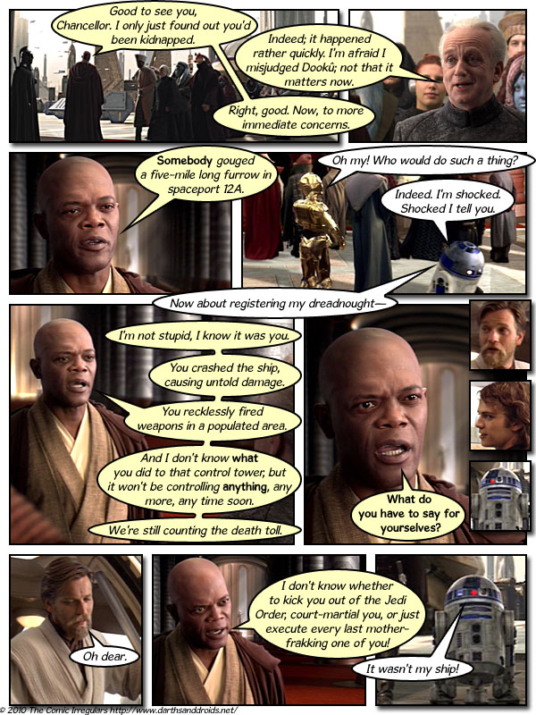 Episode 484: Wound-Up Windu